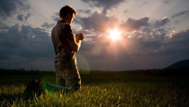 man_praying