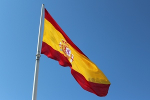 In support of the people of Spain.