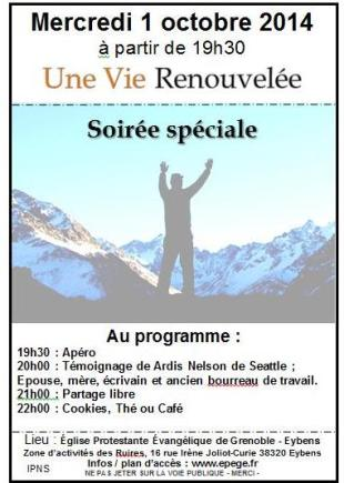 Grenoble CR Flyer