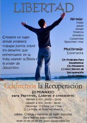 Spanish CR Seminar Poster
