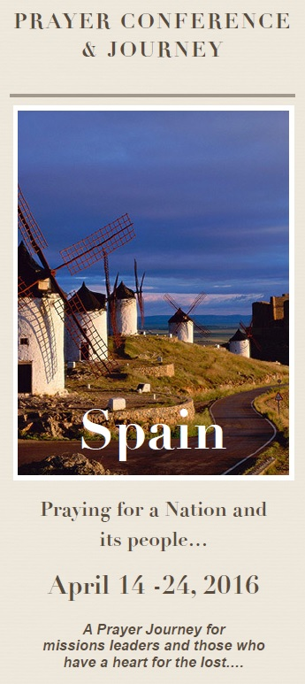 a journey to spain